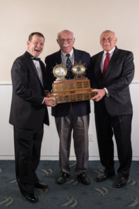 James M. Webster Perpetual Trophy recipient