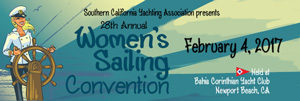 28th Annual SCYA Women's Sailing Convention is the Place to Learn