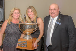 Caleb Paine Trophy received by S/C Mary Haller (SWYC)